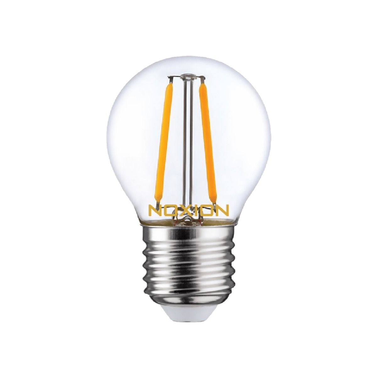 Noxion Lucent LED Lustre E27 2.6W 827 Fadenlampe   Ersatz für 25W