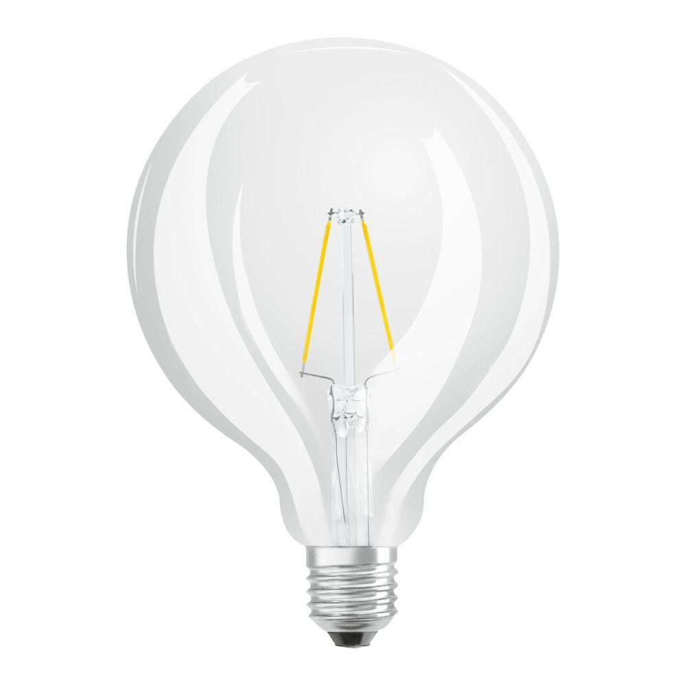 Osram Parathom Retrofit Classic E27 Globe 2.5W 827 Fadenlampe   Ersatz für 25W