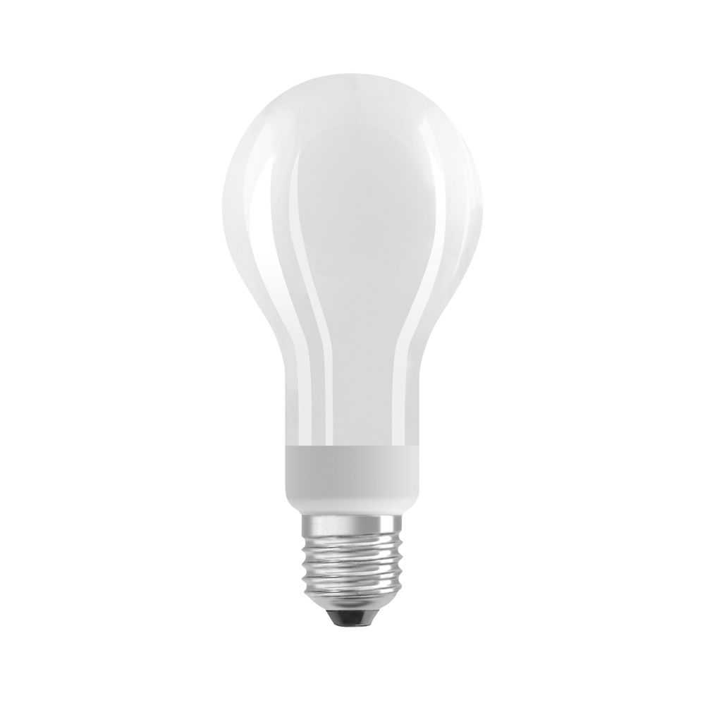 Osram Parathom E27 A67 18W 827 2452lm Frosted | Dimmable - Extra Warm White - Replaces 150W
