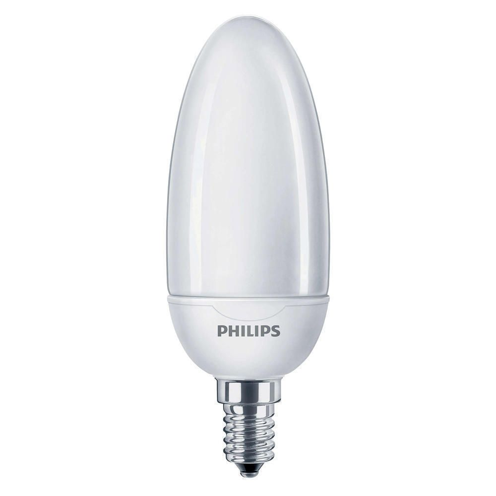 Philips Softone Candle 12W 827 E14 | 610 Lumen