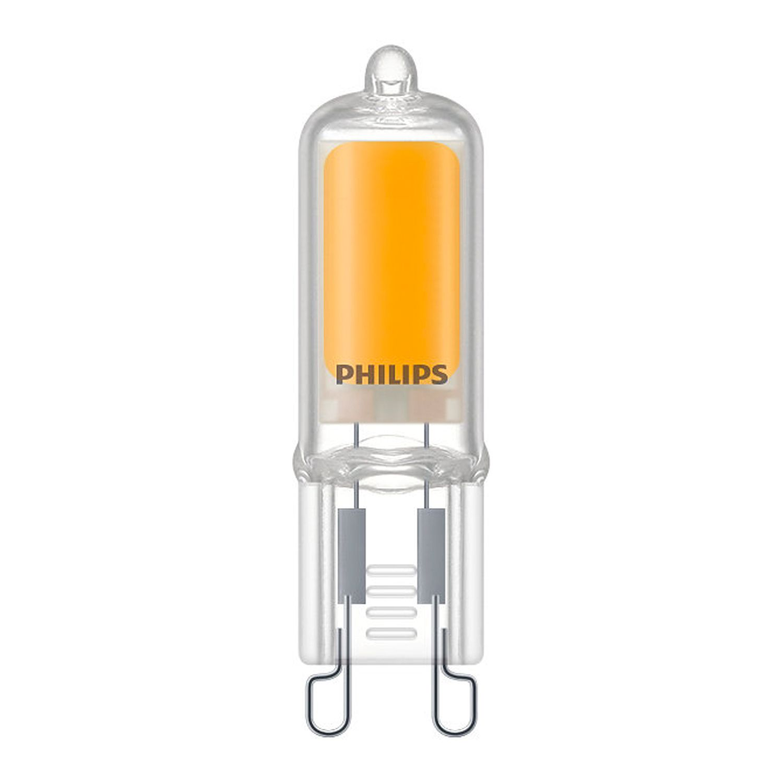 Philips CorePro LEDcapsule G9 2W 827 | Ersatz für 25W
