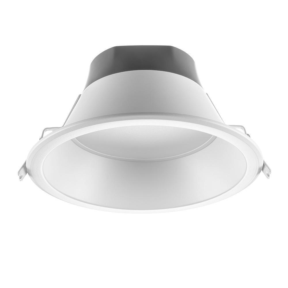 Noxion LED Deckenstrahler Vero Alu 3000K 2000 Lumen Ø200mm