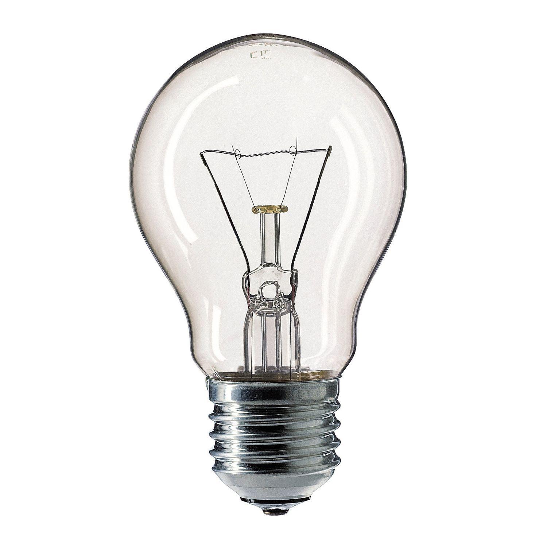 Standard Glühlampe  Klar E27 40W 230V
