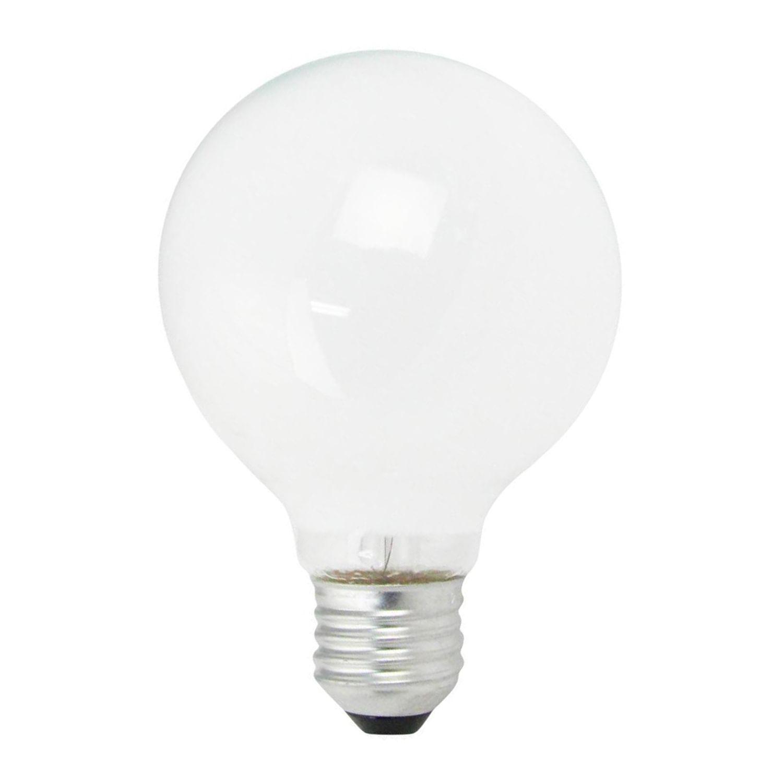Standard Glühlampe Globe Opal E27 G120 40W 230V