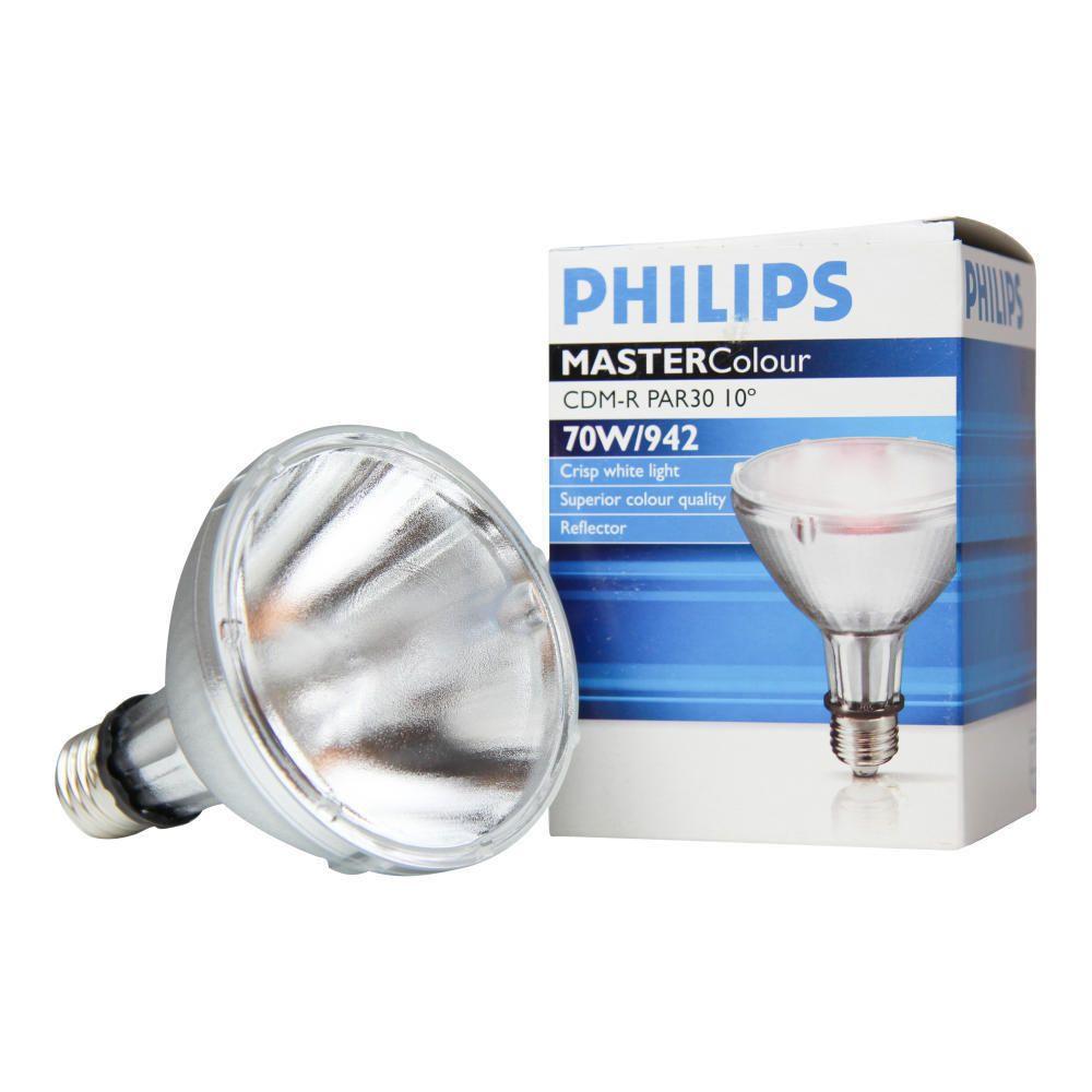 Philips MASTERColour CDM-R 70W 942 E27 PAR30L 10D | 5050 Lumen