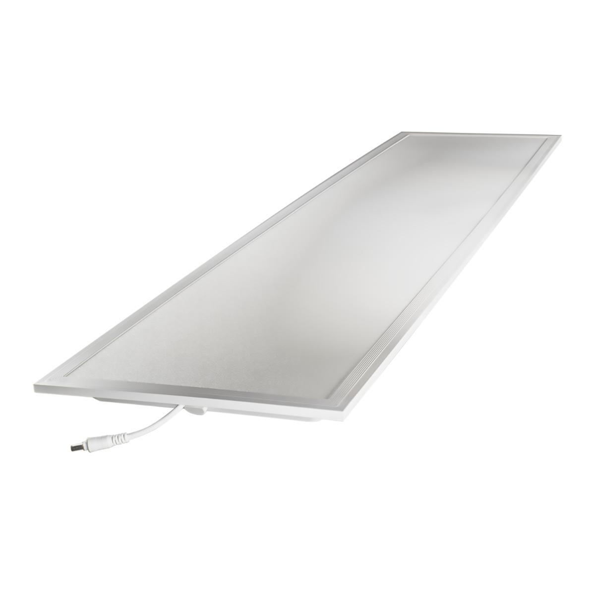 Noxion LED Panel Econox 32W 30x120cm 3000K 3900lm UGR <22 | Warmweiß - Ersatz für 2x36W