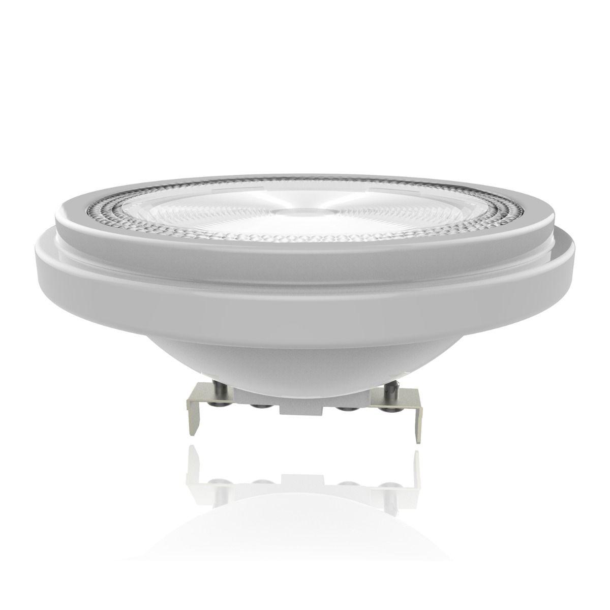 Noxion Lucent LED-Spot AR111 G53 12V 11.5W 927 40D | Dimmbar - Höchste Farbwiedergabe - Ersatz für 75W