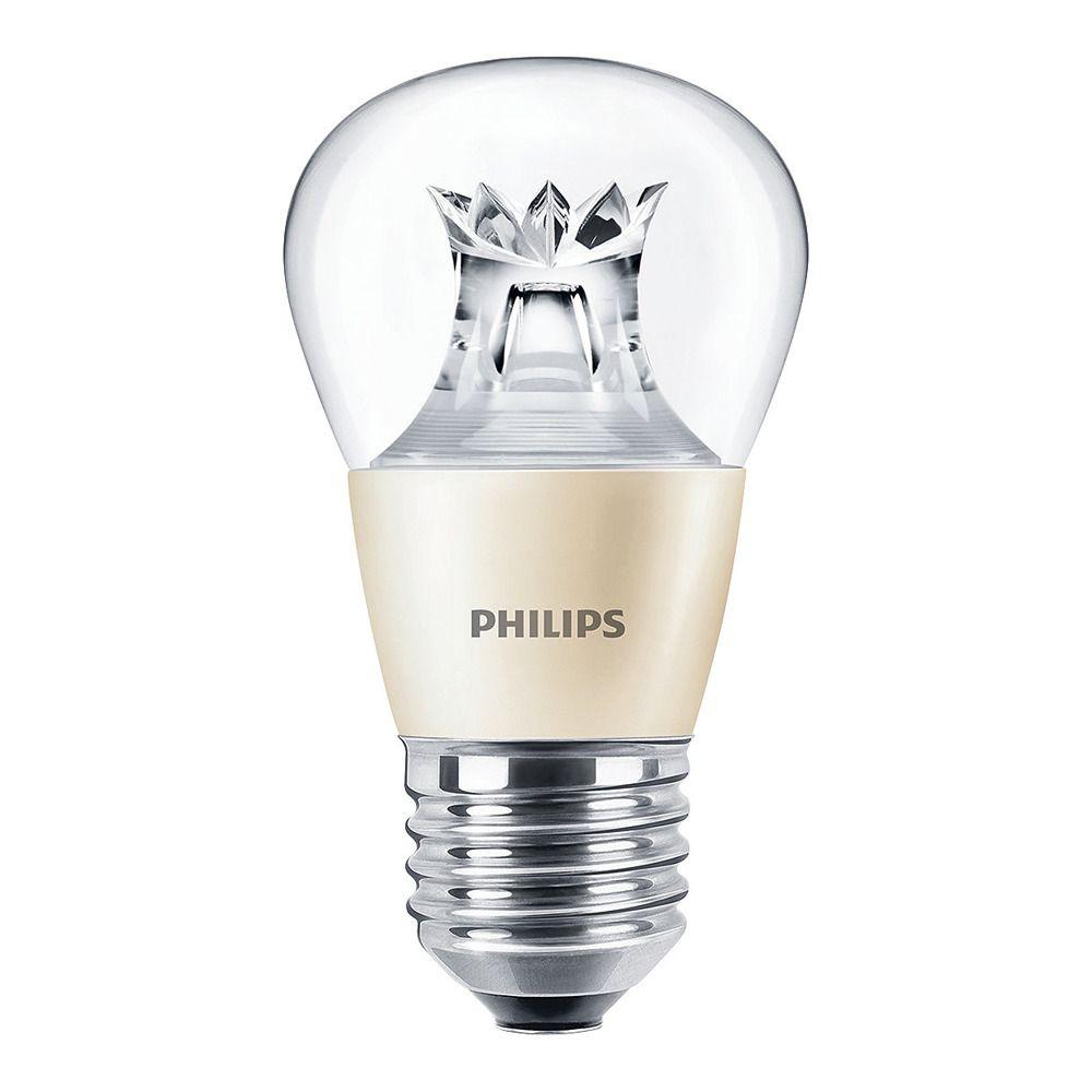 Philips LEDluster E27 P48 4W 827 Klar (MASTER)   DimTone Dimmbar - Ersatz für 25W