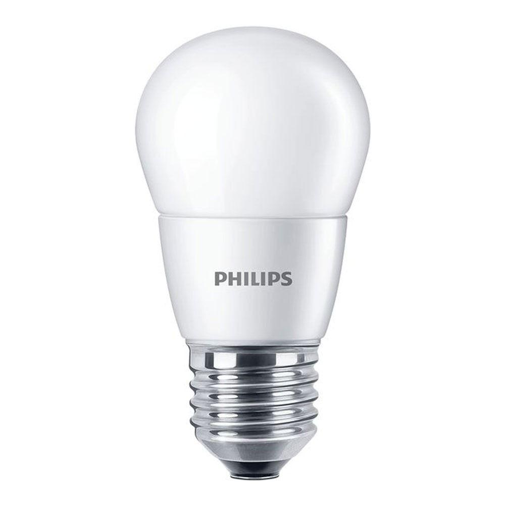 Philips CorePro LEDlustre E27 P48 7W 827 Matt   Ersatz für 60W
