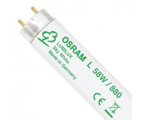 18W T8 Osram Leuchtstoffröhre LUMILUX 880 Skywhite Röhre Licht dimmbar