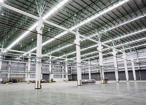 Industriehallenbeleuchtung