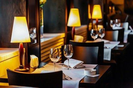 Tischbeleuchtung mit Farbtemperatur extra Warmweiß